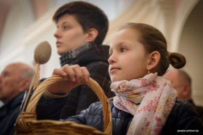 В каком году католическая Пасха совпадает с православной