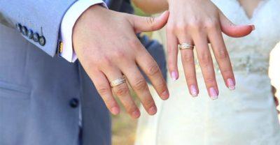 Можно ли православным носить обручальное кольцо на левой руке