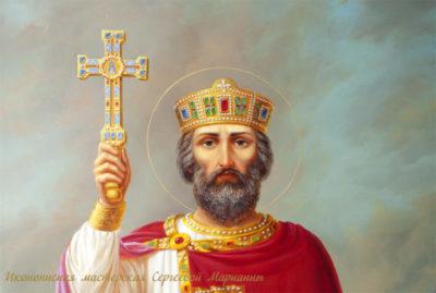 В каком году Владимир Великий крестил Русь