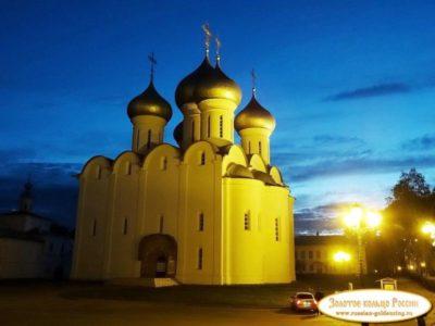 Где были построены Софийские соборы