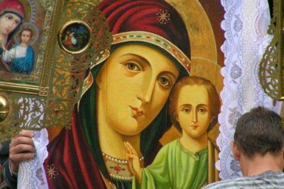 Когда празднование иконы Казанской Божьей Матери