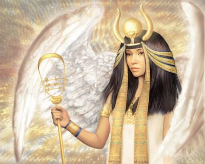 Кто такой Бог Исида