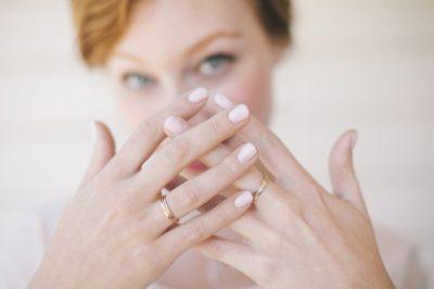 На каком пальце носить кольцо после развода